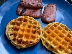 Keto-Friendly Chaffles